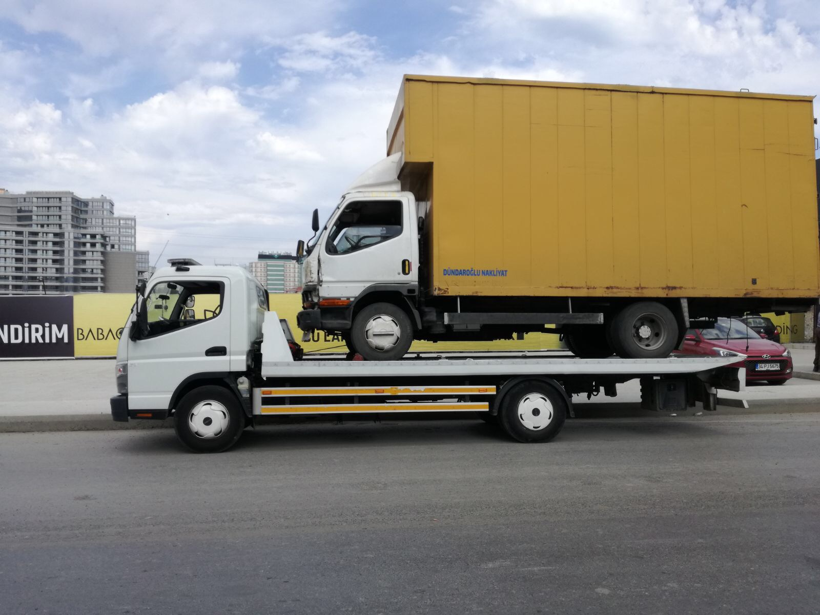 kamyon nakliye