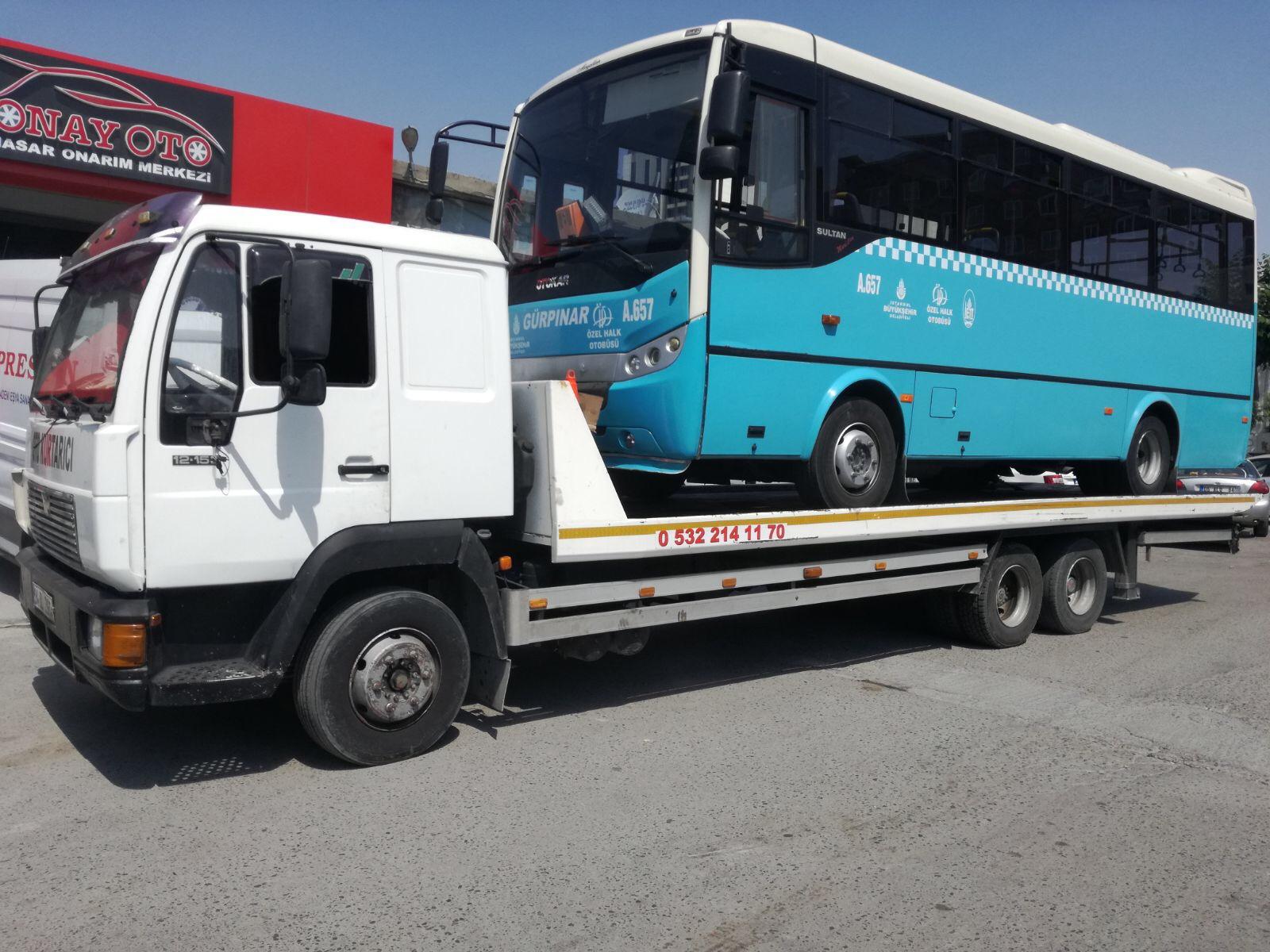 otobüs nakliye