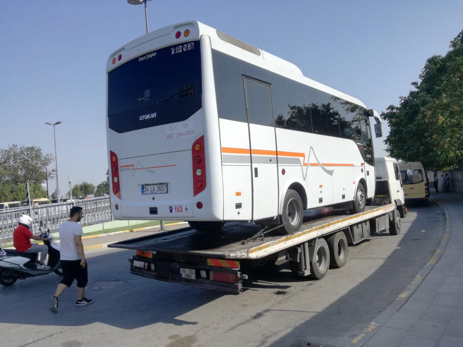 otobüs taşıma