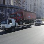 iş makinası kamyon taşıma