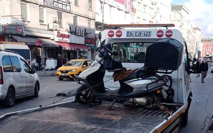 Motorsiklet Kurtarıcı